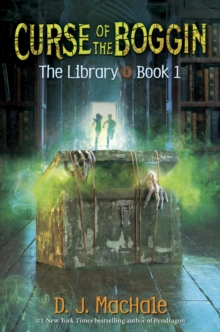 The Library : Mysterious Messenger (Book 1), Hardback Book