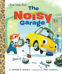 LGB The Noisy Garage, Hardback Book