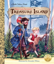 Treasure Island, Hardback Book