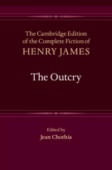The Outcry, Hardback Book