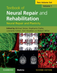 Textbook of Neural Repair and Rehabilitation 2 Volume Hardback Set, Hardback Book