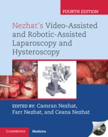 Nezhat's Video-Assisted and Robotic-Assisted Laparoscopy and Hysteroscopy with DVD, Mixed media product Book