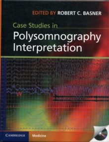 Case Studies in Polysomnography Interpretation, Hardback Book