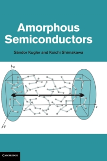 Amorphous Semiconductors, Hardback Book