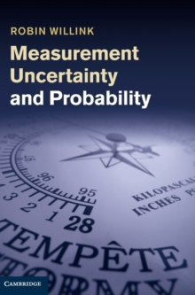 Measurement Uncertainty and Probability, Hardback Book