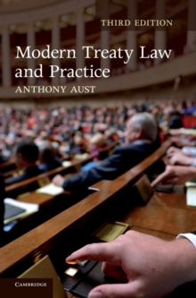 Modern Treaty Law and Practice, Hardback Book