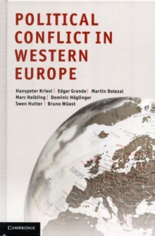 Political Conflict in Western Europe, Hardback Book