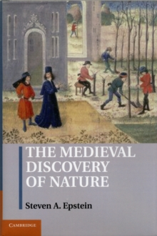 The Medieval Discovery of Nature, Hardback Book