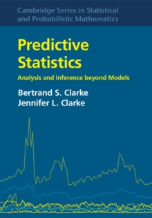 Cambridge Series in Statistical and Probabilistic Mathematics : Predictive Statistics: Analysis and Inference beyond Models Series Number 46, Hardback Book