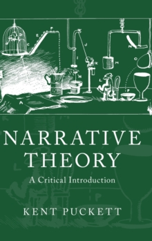 Narrative Theory : A Critical Introduction, Hardback Book
