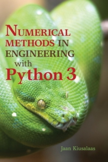 Numerical Methods in Engineering with Python 3, Hardback Book