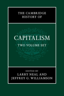The Cambridge History of Capitalism 2 Volume Hardback Set, Mixed media product Book