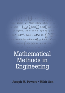 Mathematical Methods in Engineering, Hardback Book