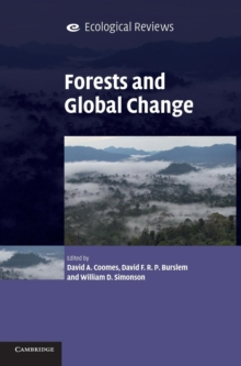 Forests and Global Change, Hardback Book