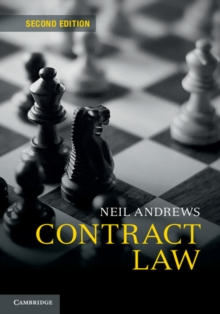 Contract Law, Hardback Book