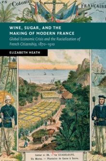 Wine, Sugar, and the Making of Modern France : Global Economic Crisis and the Racialization of French Citizenship, 1870-1910, Hardback Book