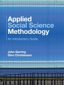 Applied Social Science Methodology : An Introductory Guide, Hardback Book