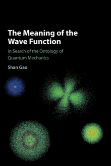 The Meaning of the Wave Function : In Search of the Ontology of Quantum Mechanics, Hardback Book