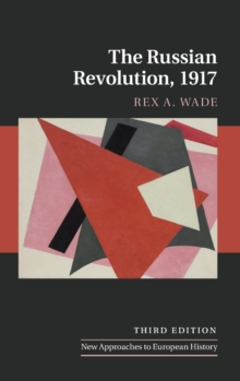 New Approaches to European History : The Russian Revolution, 1917 Series Number 53, Hardback Book