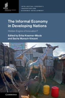 Intellectual Property, Innovation and Economic Development : The Informal Economy in Developing Nations: Hidden Engine of Innovation?, Hardback Book