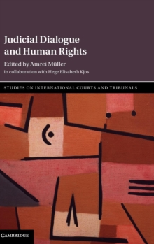 Judicial Dialogue and Human Rights, Hardback Book