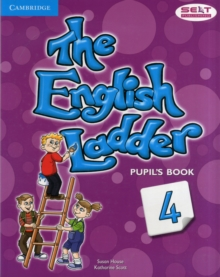 The English Ladder Level 4 Pupil's Book, Paperback / softback Book