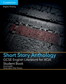 GCSE English Literature for AQA Short Story Anthology Student Book, Paperback Book