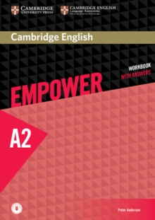 Cambridge English Empower Elementary Workbook with Answers with Downloadable Audio, Mixed media product Book