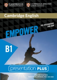Cambridge English Empower Pre-intermediate Presentation Plus (with Student's Book), DVD-ROM Book