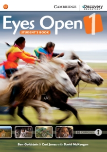 Eyes Open : Eyes Open Level 1 Student's Book, Paperback / softback Book