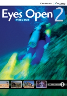 Eyes Open : Eyes Open Level 2 Video DVD, DVD video Book