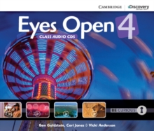 Eyes Open : Eyes Open Level 4 Class Audio CDs (3), CD-Audio Book