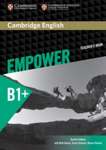 Cambridge English Empower Intermediate Teacher's Book, Spiral bound Book