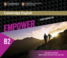 Cambridge English Empower Upper Intermediate Class Audio CDs (3), CD-Audio Book