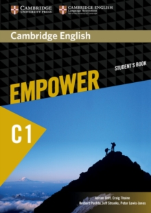 Cambridge English Empower Advanced Student's Book : Cambridge English Empower Advanced Student's Book Advanced, Paperback Book