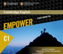 Cambridge English Empower Advanced Class Audio CDs (4), CD-Audio Book