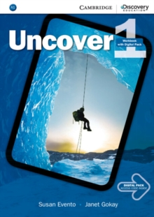 Uncover Level 1 Workbook with Online Practice, Mixed media product Book