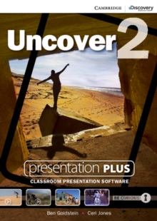Uncover : Uncover Level 2 Presentation Plus DVD-ROM, DVD-ROM Book