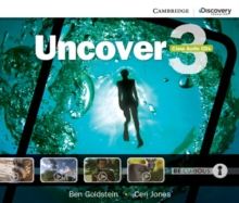 Uncover : Uncover Level 3 Audio CDs (3), CD-Audio Book