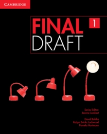 Final Draft Level 1 Student's Book with Online Writing Pack, Mixed media product Book