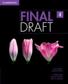 Final Draft Level 4 Student's Book with Online Writing Pack : Final Draft Level 4 Student's Book with Online Writing Pack Level 4, Mixed media product Book