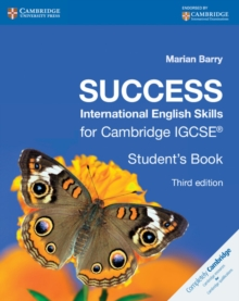 Success International English Skills for Cambridge IGCSE (R) Student's Book, Paperback Book