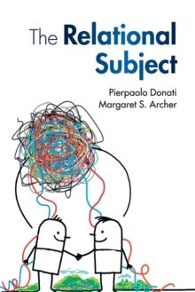 The Relational Subject, Paperback / softback Book