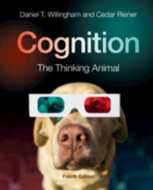 Cognition : The Thinking Animal, Paperback / softback Book