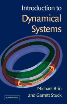 Introduction to Dynamical Systems, Paperback / softback Book