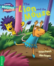 The Lion and the Mouse Green Band, Paperback / softback Book