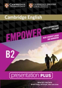 Cambridge English Empower Upper Intermediate Presentation Plus (with Student's Book and Workbook), DVD-ROM Book