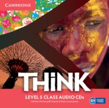 Think Level 5 Class Audio CDs (3), CD-Audio Book