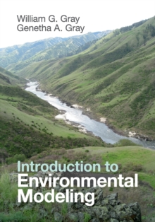 Introduction to Environmental Modeling, Paperback / softback Book
