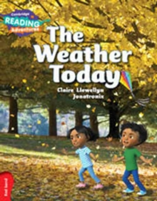 Cambridge Reading Adventures : The Weather Today Red Band, Paperback / softback Book